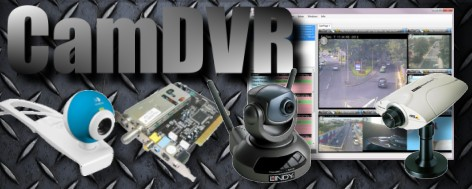 CamDVR - your Digital Video Recorder software